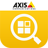 AXIS Product selector for iOS and Android