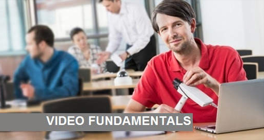WorkShop Axis Network Video Fundamentals